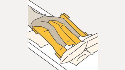RM1-H 下肢のサポート②
