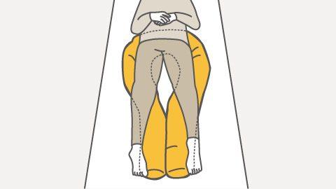 RM5 下肢の拘縮予防のサポート