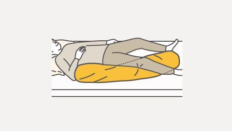 スネークミニ 下肢のサポート